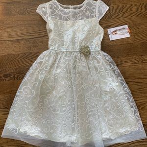 NWT Girls Size 12 party/holiday dress